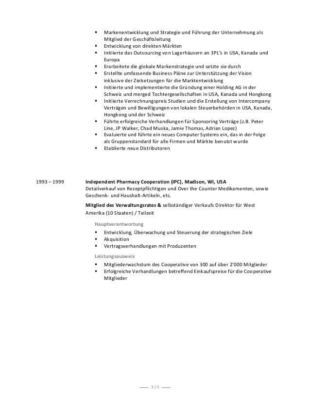 Nett Marktentwicklung Manager Lebenslauf Bilder ...