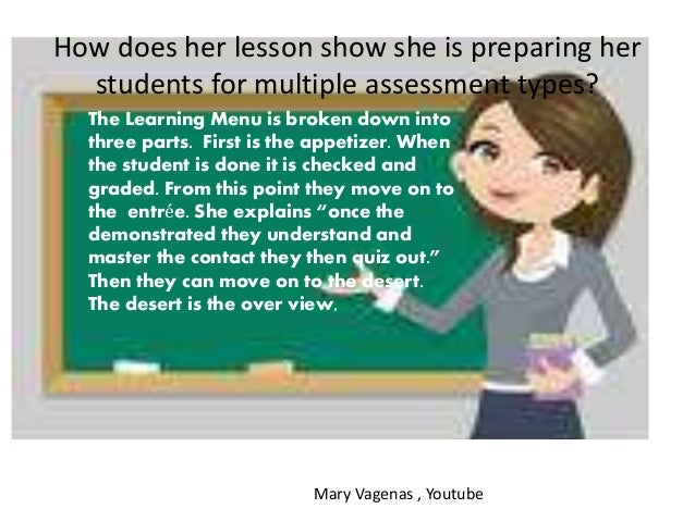 The Impact of Differentiated Instruction and Assessment Slide 3
