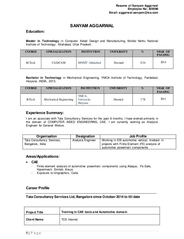 Sanyam_Aggarwal Resume