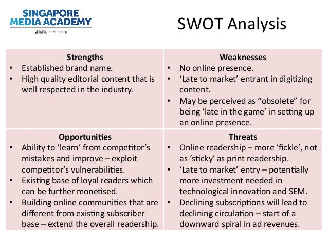 digi swot analysis Digistyles is a designing and developing company which is always ready to produce maximum and reliable solution  analysis & consulting  swot community - 2014.