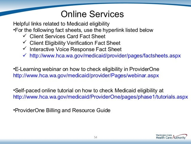 School Based Services Medicaid 101 Training - FINAL ...