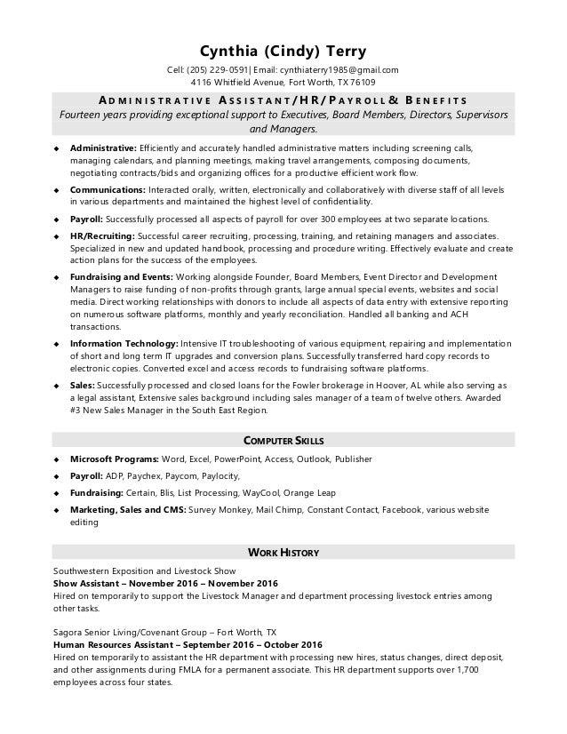 CT-Resume FW
