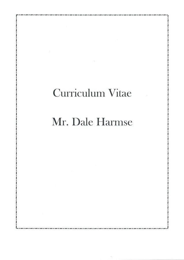 Dale CV(S)