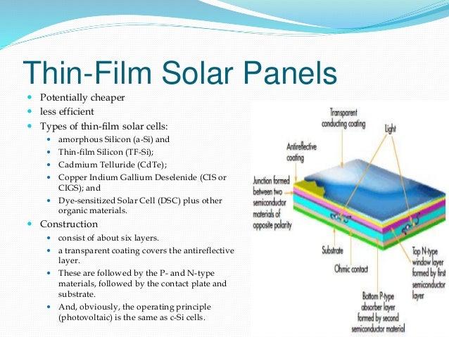 1 Solar Power Plant Technologies