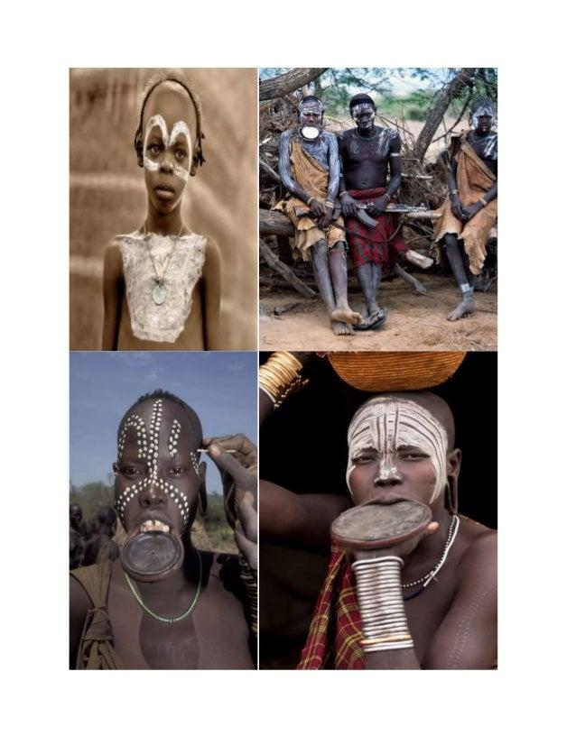 mursi peoples