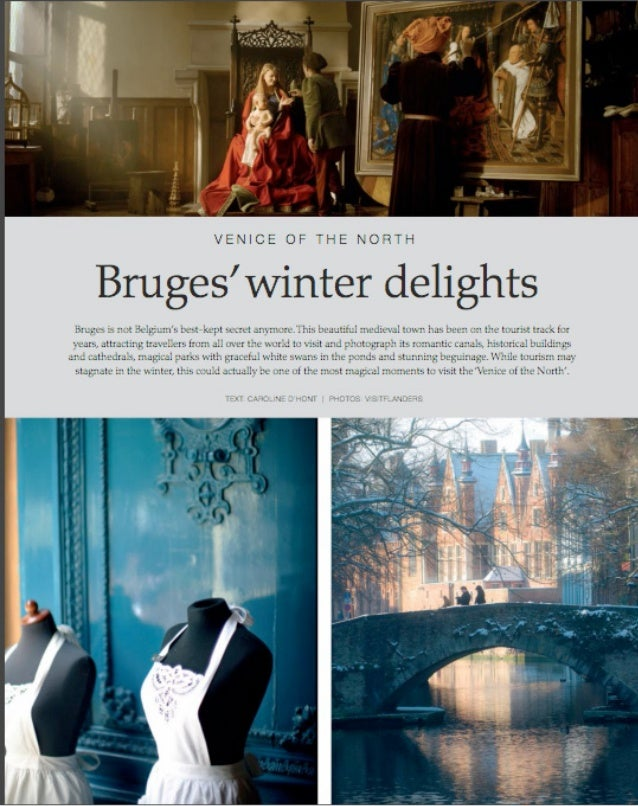 Bruges Intro Discover Benelux Jan 2016