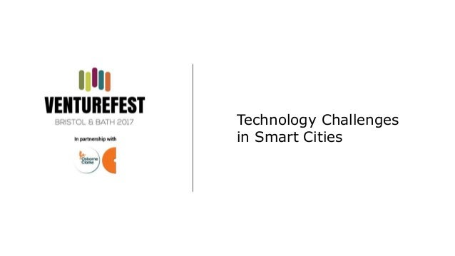 Technology Challenges in Smart Cities