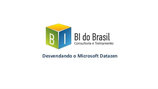 Desvendando o Microsoft Datazen