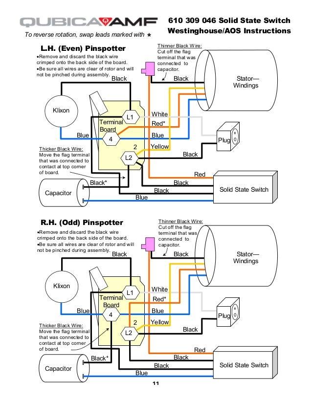 Gearbox Class – Klixon Wiring Diagram