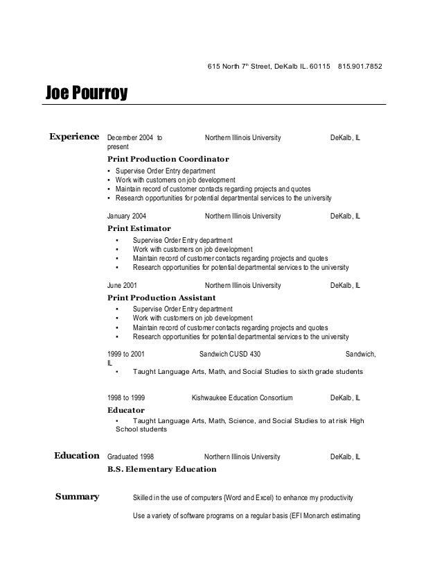 jp resume pdf