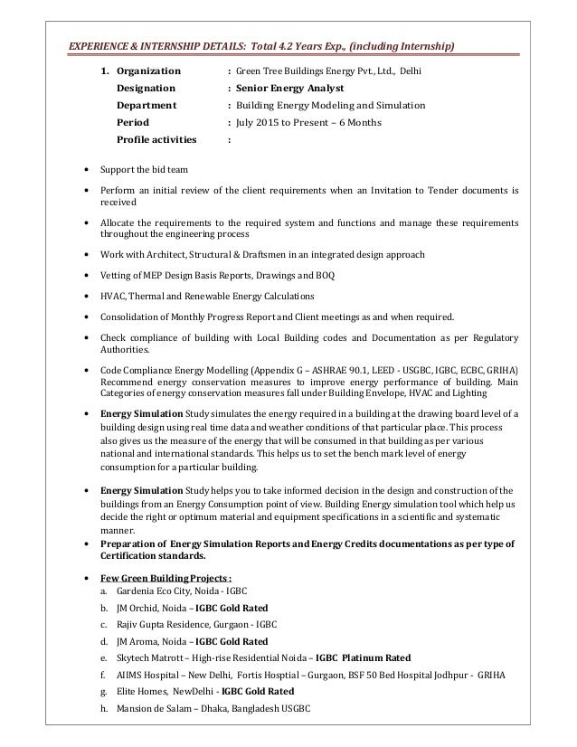 MANIKANDAN_ENERGY ENGINEER_Detailed Resume