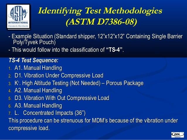 astm f2 meeting barcelona rh slideshare net Manual Testing Process manual del test de barcelona