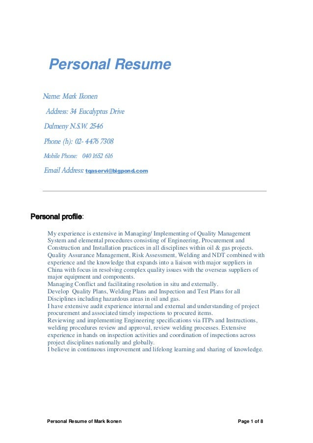 Resume 2015updated doc