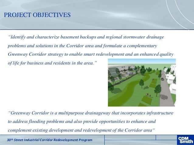 Flood Mitigation Strategy for the Milwaukee 30th Street Corridor Rede…