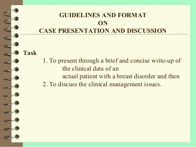 guidelines for your case write up Learn how to write a convincing business case to persuade decision-makers of the merits of a particular course of action  writing a business case  weighing up.