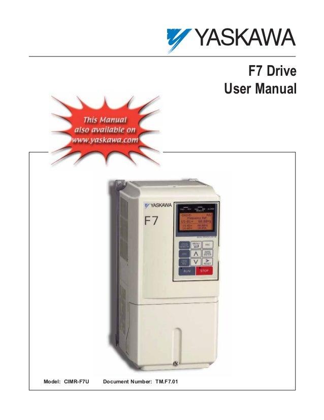 F7 user manual Magnetic Contactor Wiring Diagram Ph Yaskawa on