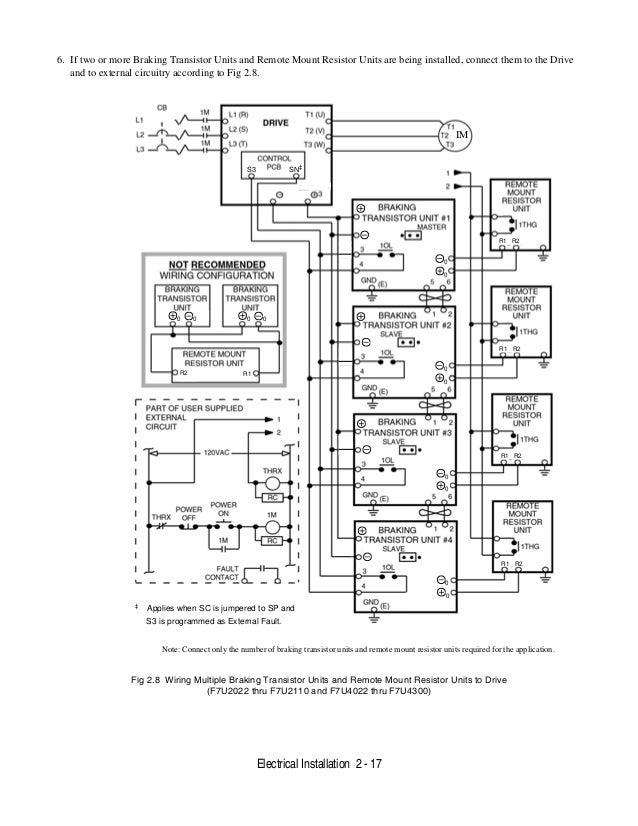 Yaskawa F7 Wiring Diagram : 25 Wiring Diagram Images