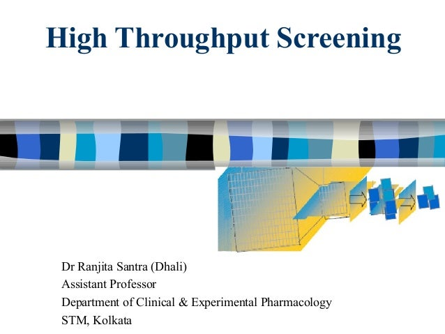 high throughput screening hts assays uses and formats High-throughput screening (hts) is a method for scientific experimentation especially used in drug discovery and relevant to the fields of biology and chemistry using robotics, data processing/control software, liquid handling devices, and sensitive detectors, high-throughput screening allows a researcher to quickly conduct millions of chemical, genetic, or pharmacological tests.