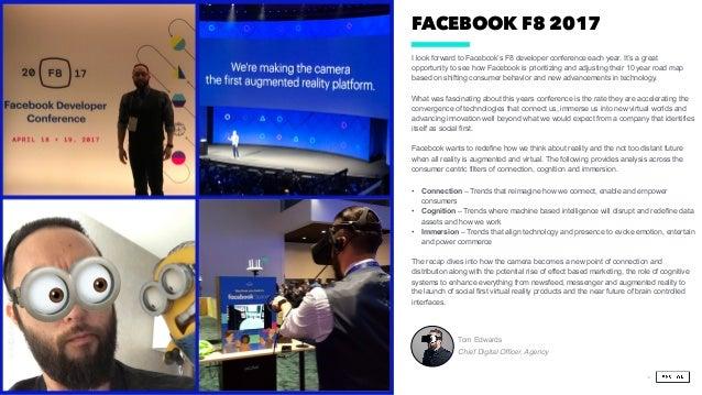Facebook F8 2017 Trend Recap & Analysis Slide 2