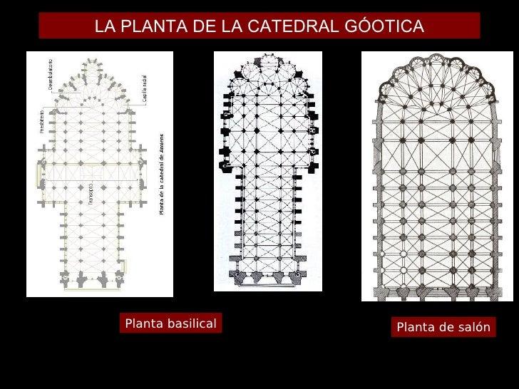 Arquitectura g tica - Plantas para salon ...