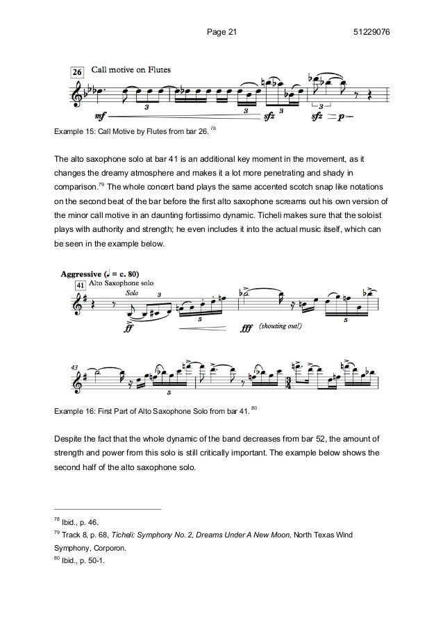 saxophone dissertations Abstracttitle of dissertation: the saxophone sonata in twentieth century america: chronology and development of select.