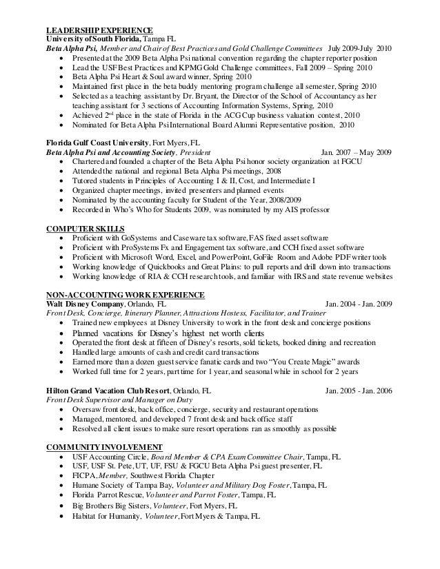 Kirsten Crame Resume May 2016