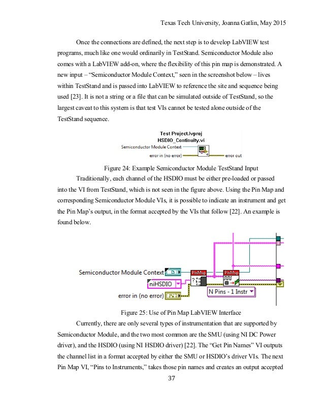 Thesis semiconductor