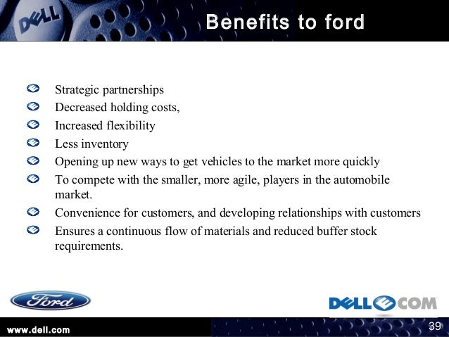 ford virtual integration Free essay: introduction with the implementation of ford's restructuring plan,  ford 2000, the company has set forth goals to compete with the expansion of.