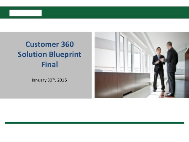 We operate as John Hancock in the United States, and Manulife in other parts of the world. Customer 360 Solution Blueprint...