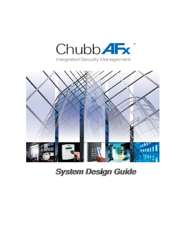 Chubb keypad Manual
