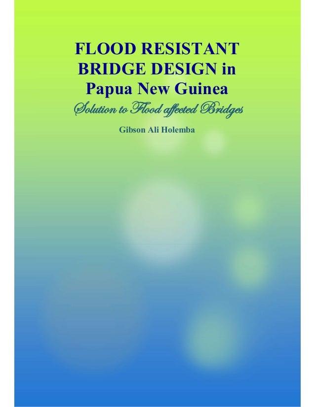 Flood Resistant Bridge Design in PNG rev0117 draft