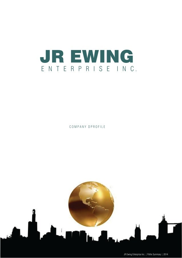 JR Ewing Company Profile