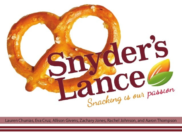 snyders lance swot analysis