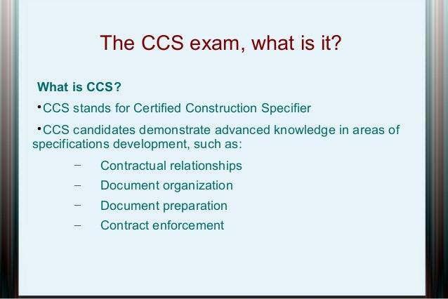 csi certification presentation rh slideshare net Nce Exam Study Guide Exam Study Guide Brady Michael Morton