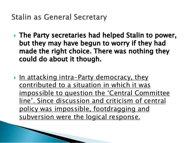 real dictatorship between stalin and 1984 - his real name is eric  a struggle for power began between trotsky (an idealist) and stalin,  totalitarian dictatorship rather than a collective ownership.
