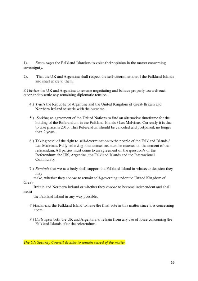ways you know you did model un e resume
