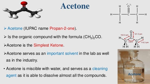 production of acetone A fermentation process for the production of acetone, alcohol, and volatile acids from corncobs.