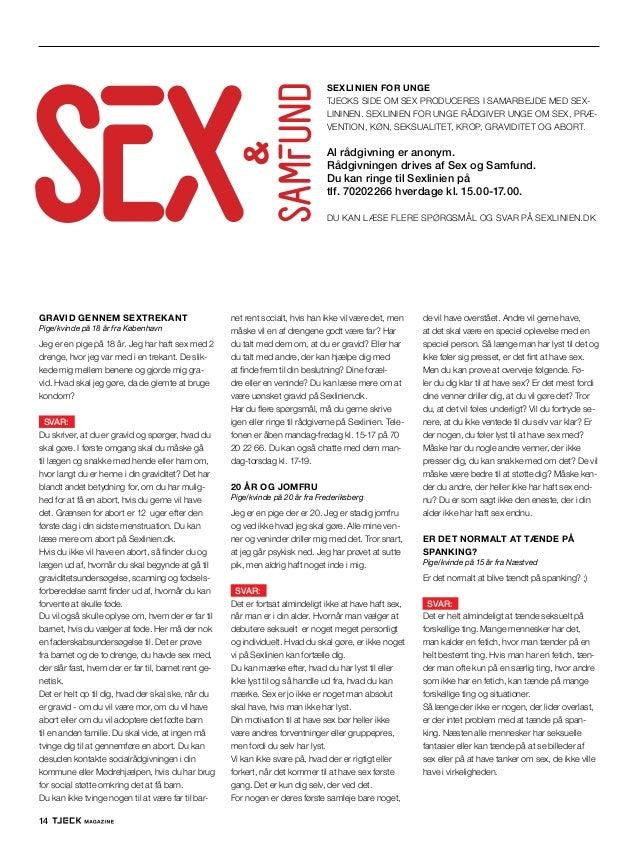 zoo park næstved anal sex blødning