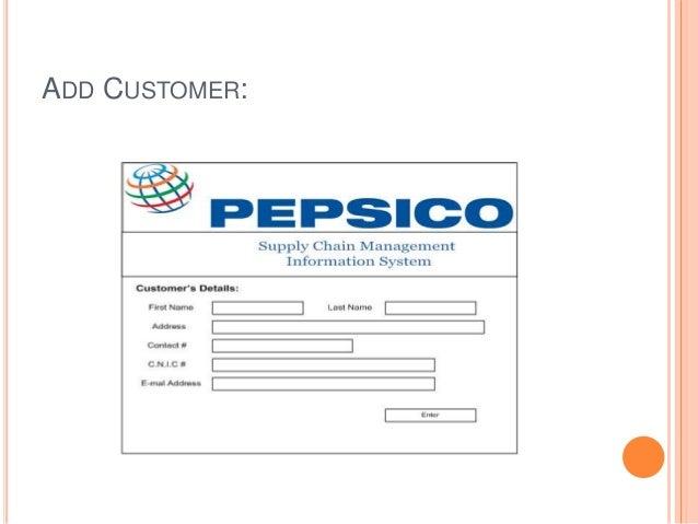 pepsico presentation Strategy at pepsico this presentation gives us an insight into strategy at pepsico.