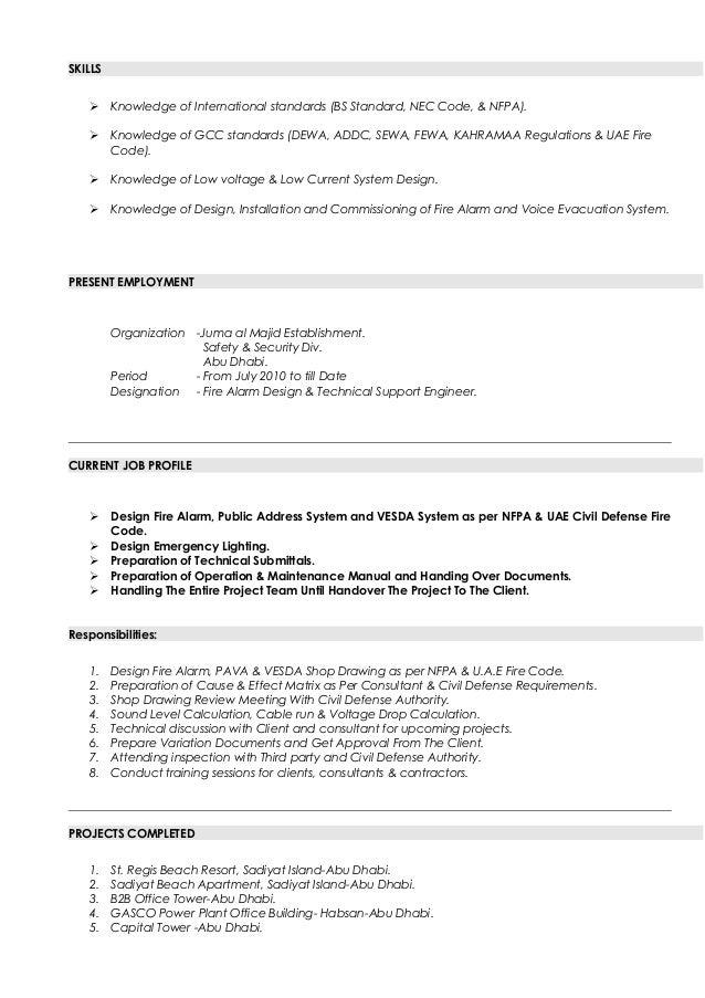 Cv Fire Alarm Design Estimation Engr