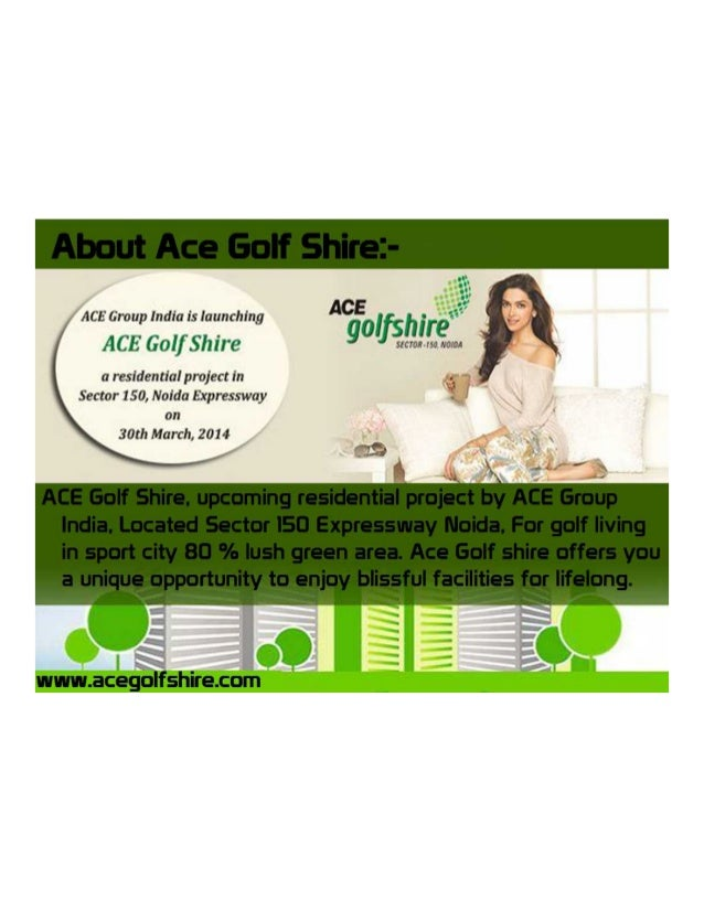 ACe Golf Shire Sector 150