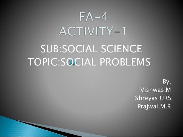 essay on social activity Essay on social issues: free examples of essays, research and term papers examples of social issues essay topics, questions and thesis satatements.