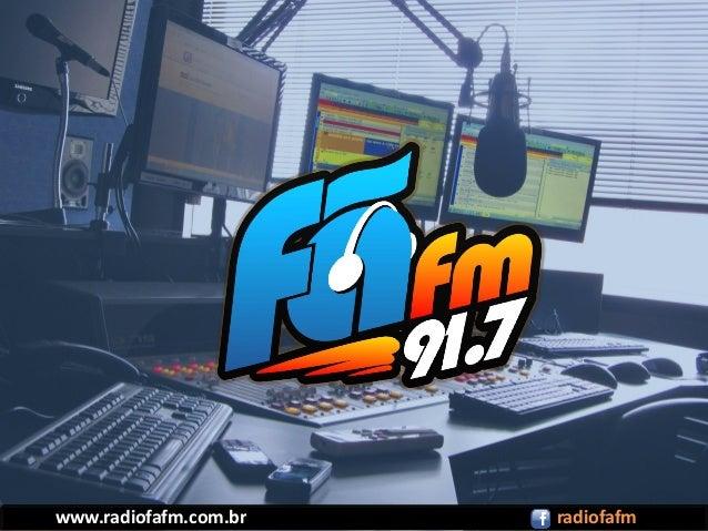 www.radiofafm.com.br   radiofafm