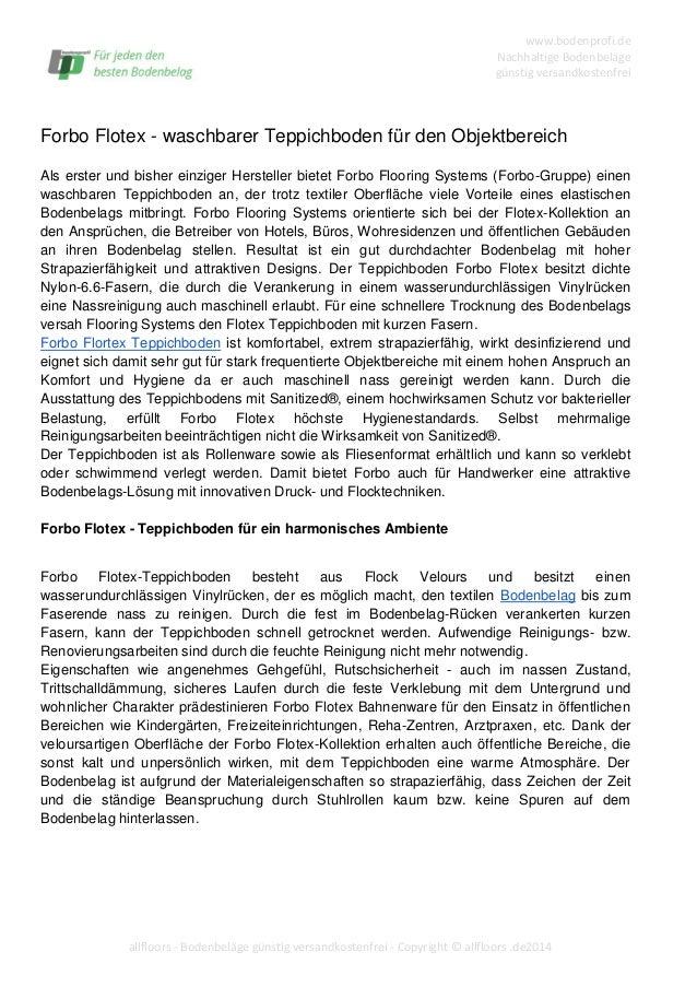 www.bodenprofi.de Nachhaltige Bodenbeläge günstig versandkostenfrei allfloors - Bodenbeläge günstig versandkostenfrei - Co...