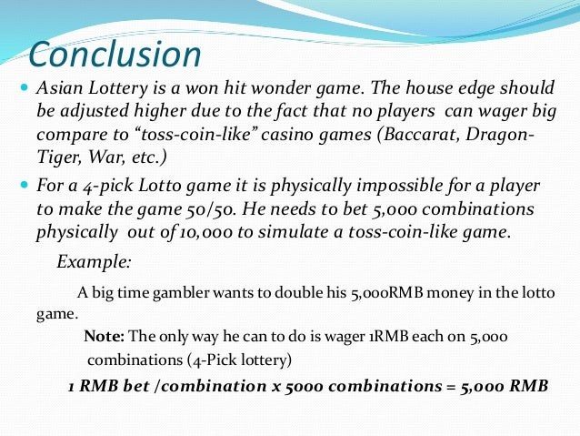 Suggestion  Option 1  Increase all the market's house edge proportionally. The bigger the payout ratio the higher the ho...