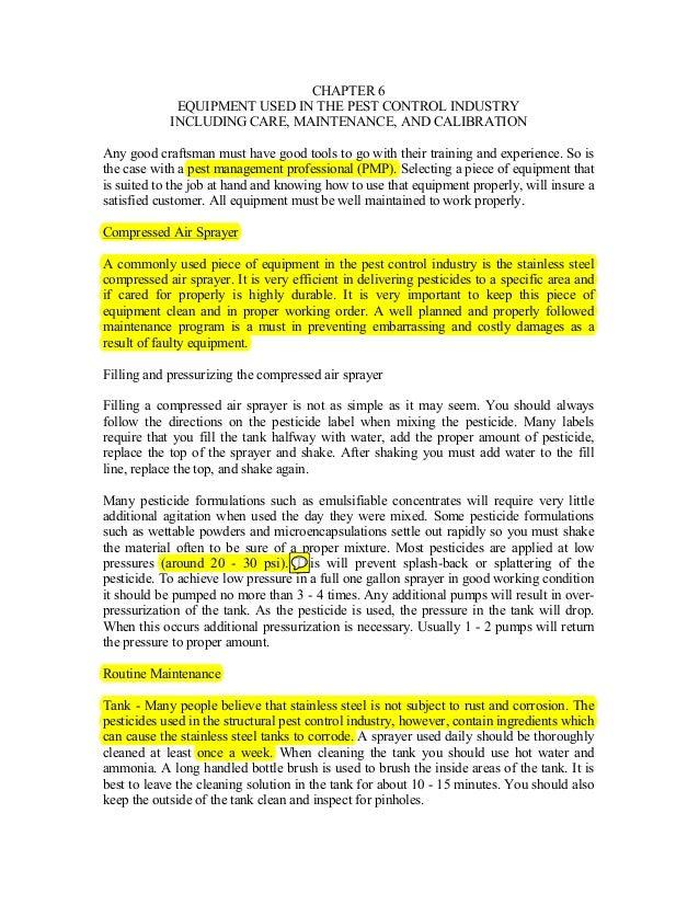 georgia pest control study guide rh slideshare net