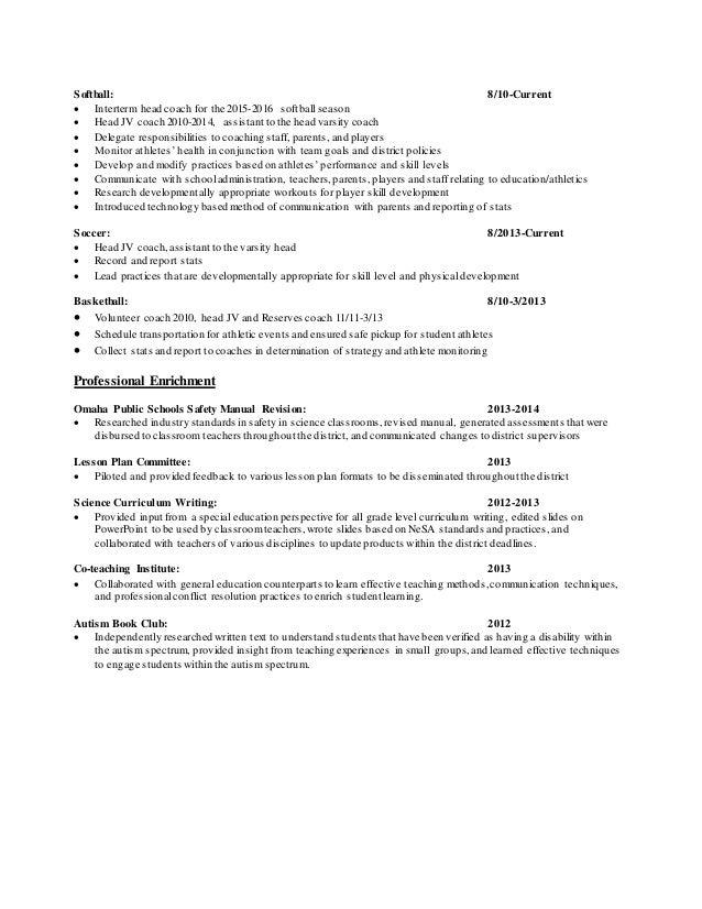 updated resume supplement linkedin