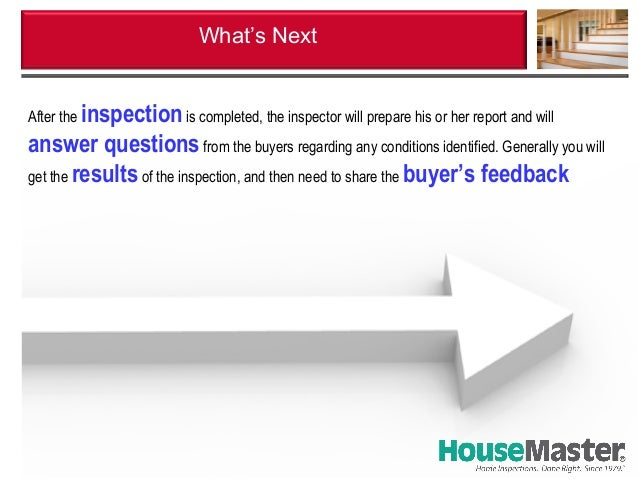 Home Inspection Results how to pass a home inspection 2013