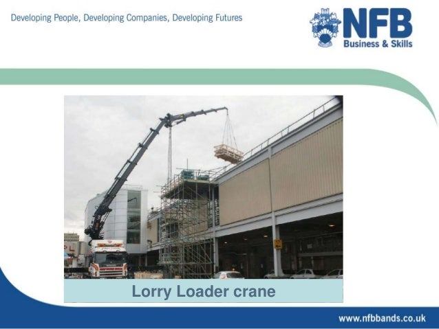 Lorry Loader Crane 7