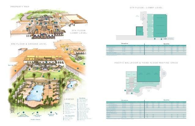 Monarch Beach Resort Facilities Brochure
